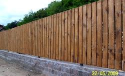 Ogrodzenie z drewna - najlepszy, zawsze piękny sposób na ogrodzenie posesji