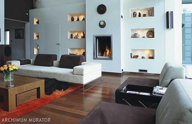 Zasady projektowania wnętrz salonu