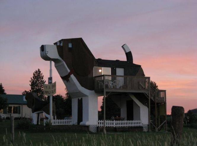 Najdziwniejsze domy jednorodzinne: 1