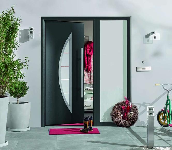 Drzwi wejściowe firmy Hormann