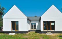 Domy prefabrykowane. Prefabrykaty betonowe z cemokrzemporu