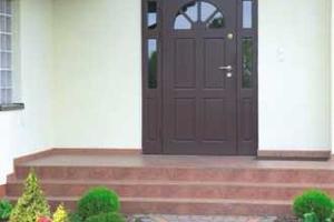 Czym wyłożyć schody betonowe zewnętrzne