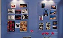 Pocztówka na ścianie