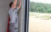Ciepły montaż drzwi tarasowych