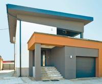 Dobudowa garażu do remontowanego domu