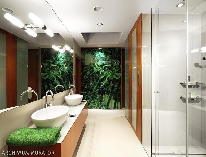 Aranżacja łazienki z prysznicem bez brodzika