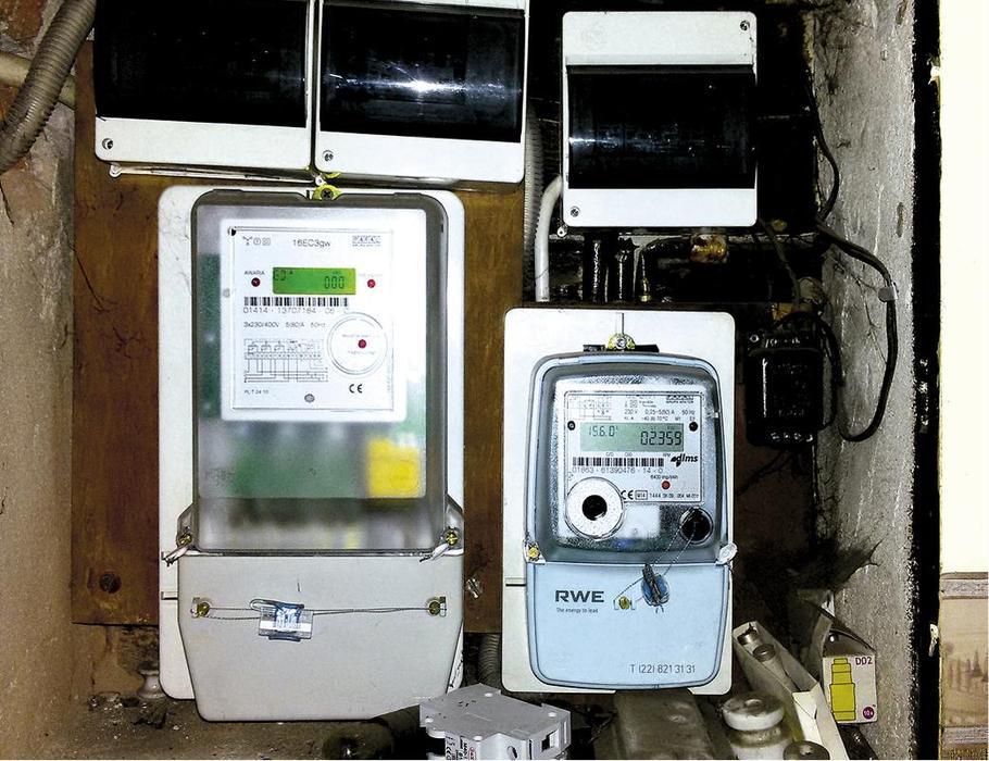Galeria zdjęć  Instalacja wodna i elektryczna w podzielonym domu Jak się ro   -> Kuchenka Elektryczna Oplaty Za Prąd