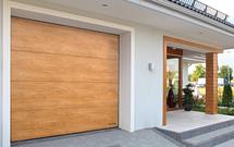 Pasywne bramy garażowe o nowoczesnym designie