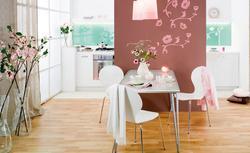 Aranżacja kuchni i jadalni w stylu romantycznym. Zobacz, jak połączyć kuchnię z jadalnią