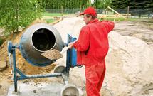Przepis na beton do małych prac budowlanych