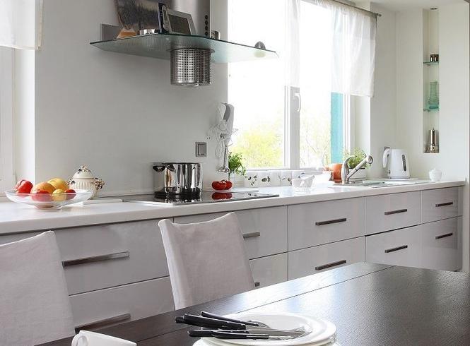 Farba do kuchni. Odświeżanie malowanych ścian