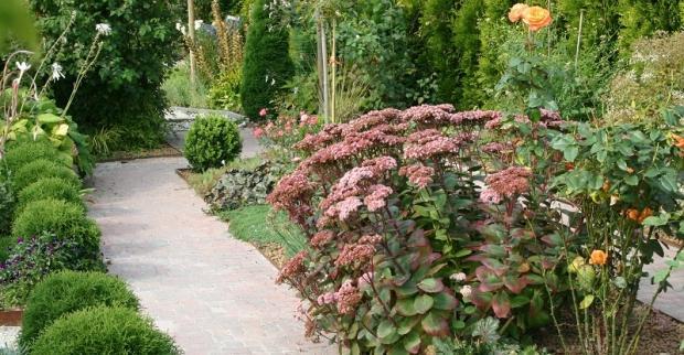 Przemyślany ogród