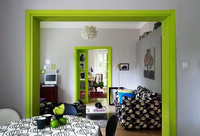 Drzwi przeszklone. Jakie wybrać drzwi wewnętrzne do domu z amfiladą?