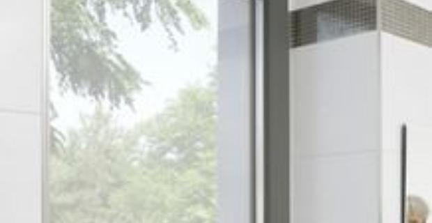 Profile okienne GENEO. Kolorowe okna z PCW w różnych kształtach