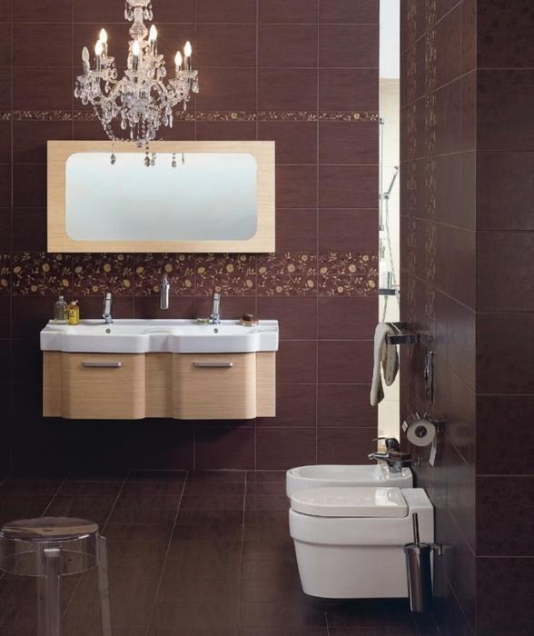 Galeria zdjęć - Jakie płytki do łazienki? Łazienka jasna czy ciemna... - zdjęcie nr 13 ...